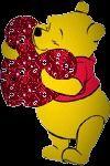 mica y aye: Pooh